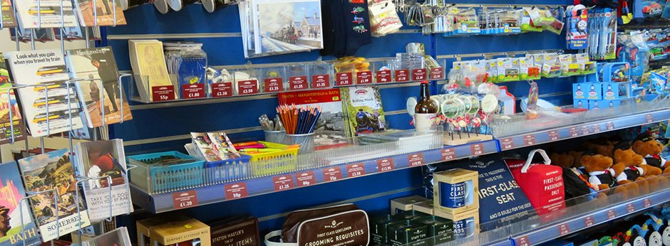 Gift Shop - Avon Valley Railway