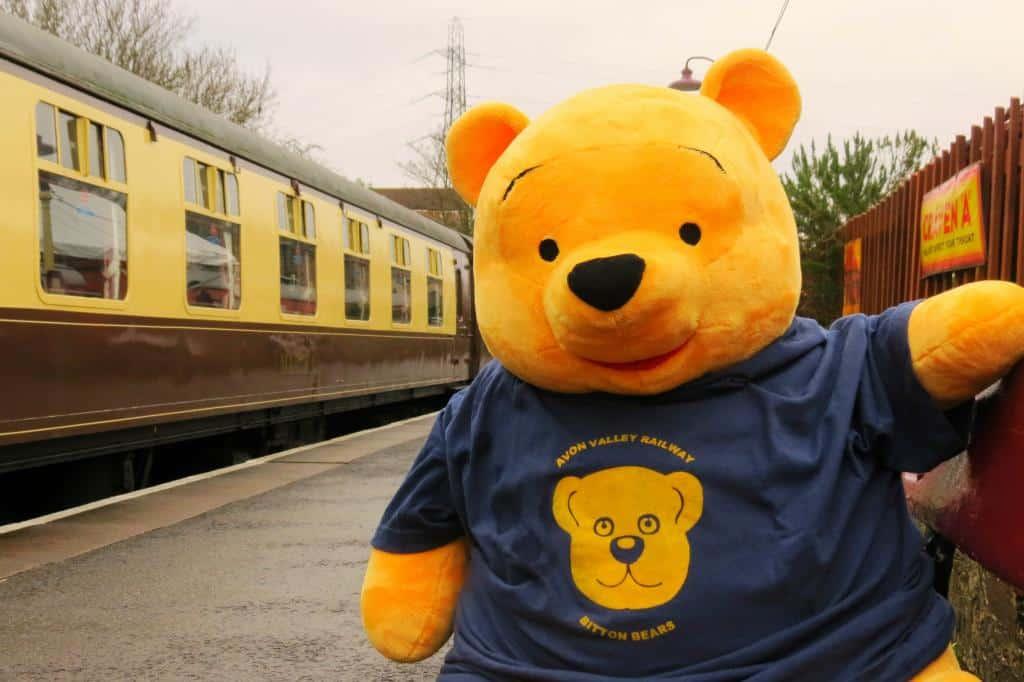 Teddy Bears Picnic Avon Valley Railway