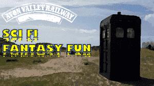 Avon Valley Railway Sci-fi funday